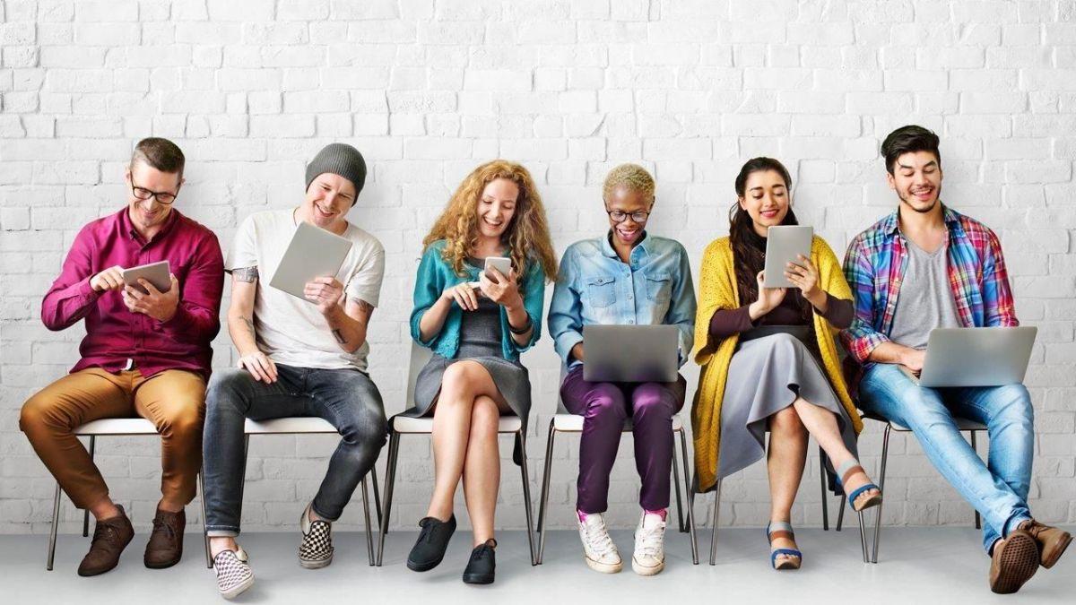 Милениумци, генерација која чита книги