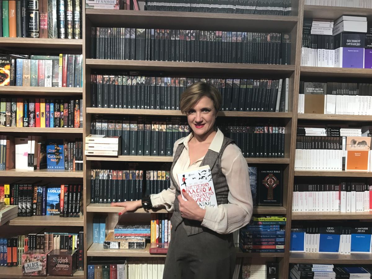Професионален предизвик ми се книгите на Нил Гејман