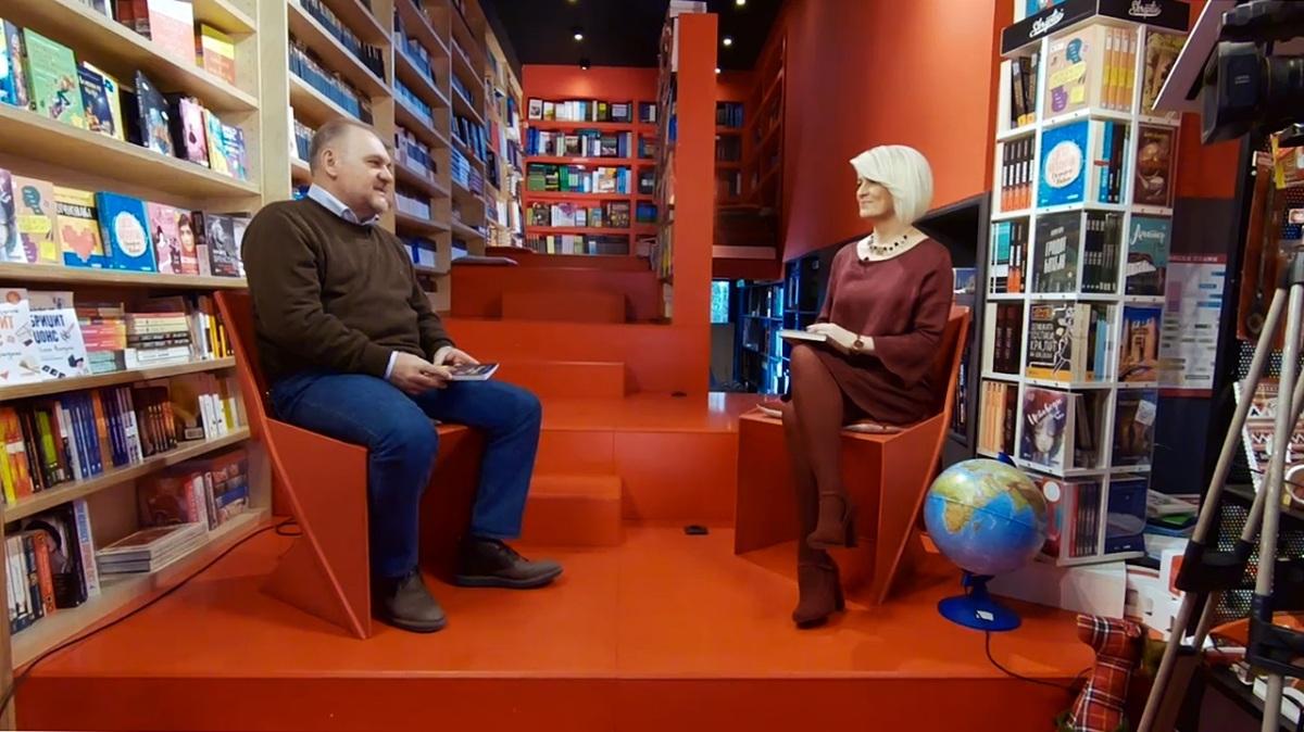 """Циклусот емисии """"Астрорум"""" од денеска и на интернет, а во првото издание гостува писателот Томислав Османли"""
